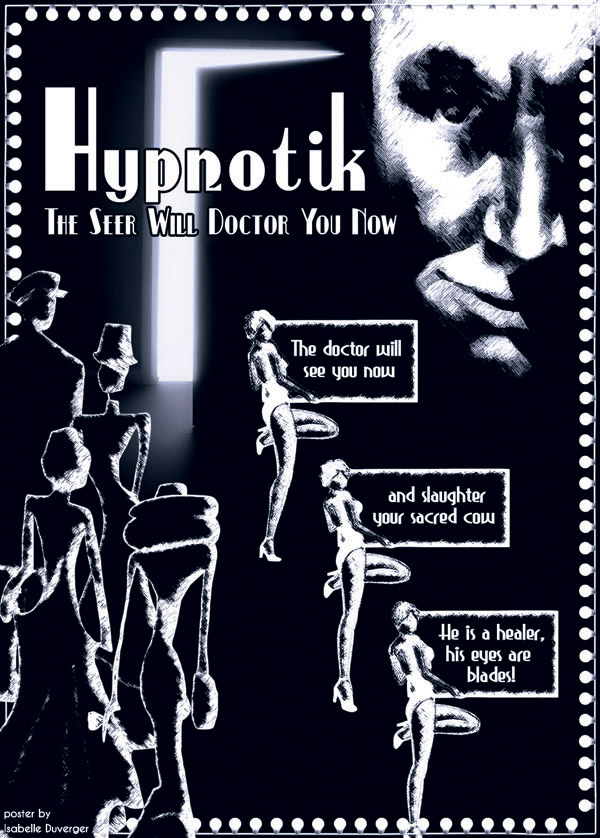 Postcard Hypnotik The New Stage Theatre Company